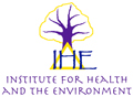 Instutute for Health and Environment logo