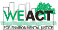 We Act for Environmental Justice logo